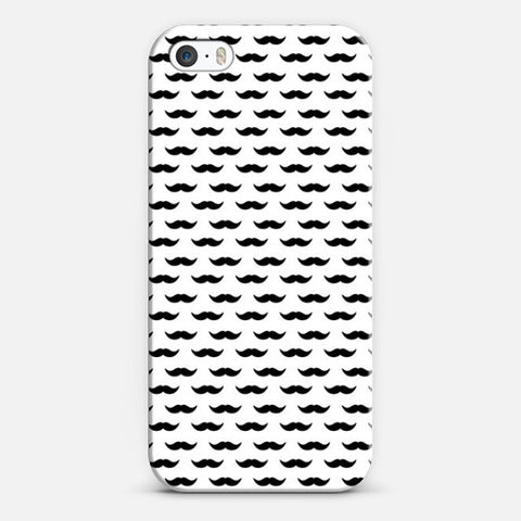 Moustache   Iphone 5/5s Case - Edmotic