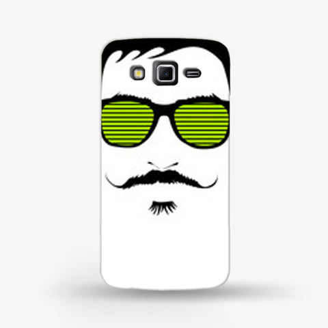 Mustache Life Samsung Galaxy Grand 2 CASE - Edmotic