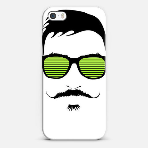 Moustache Life   Iphone 5/5s Case - Edmotic