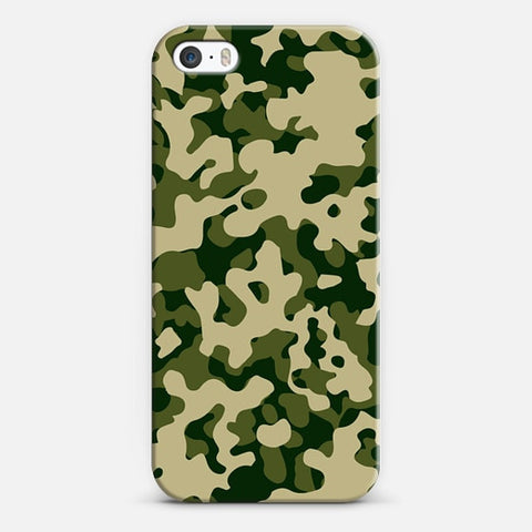 Millitary iPhone 5/5s Case - Edmotic