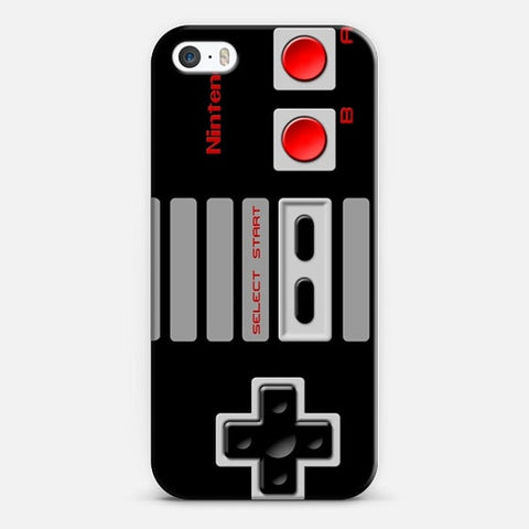 Nintendo Controller iPhone 5/5s Case - Edmotic