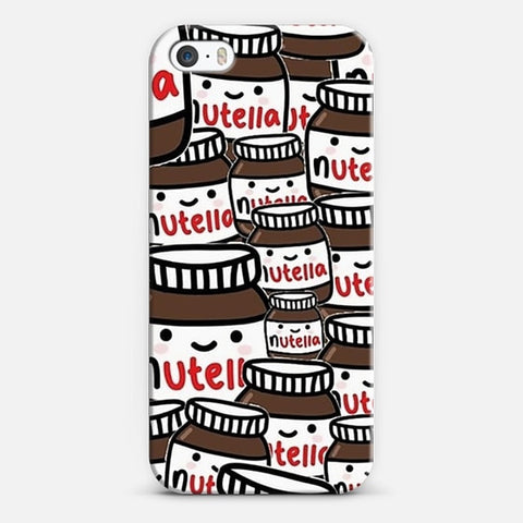 Nutella Love iPhone 5/5s Case - Edmotic