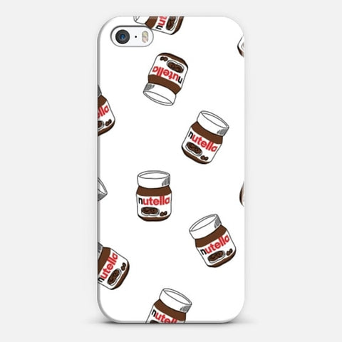 Nutella iPhone 5/5s Case - Edmotic