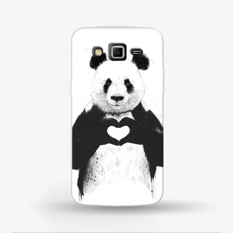 Panda Love  Samsung Galaxy Grand 2 CASE - Edmotic