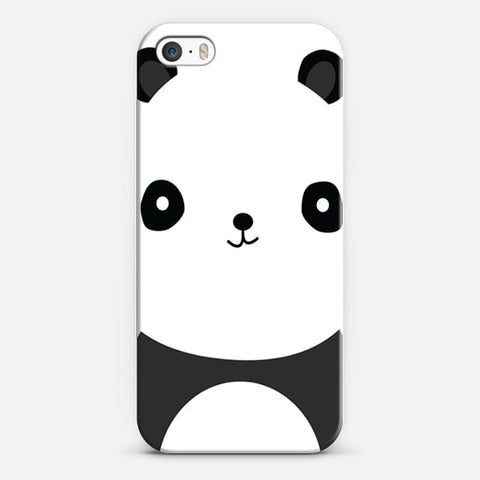 Panda iPhone 5/5s Case - Edmotic