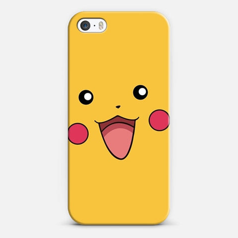 Pika Mon iPhone 5/5s Case - Edmotic