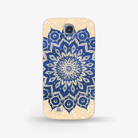 Retro Aztec Samsung Galaxy S4 Mini CASE - Edmotic