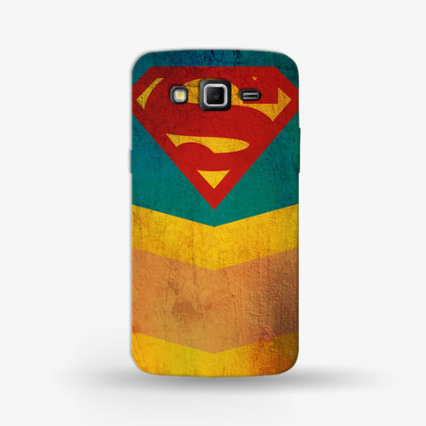 Retro Superman Samsung Galaxy Grand 2 CASE - Edmotic