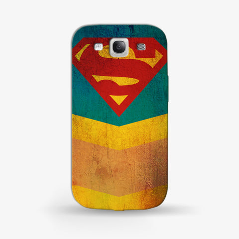 Retro Superman  Samsung Galaxy S3 CASE - Edmotic