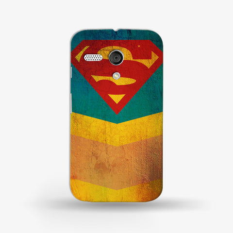 Retro Superman   (MOTO G) - Edmotic