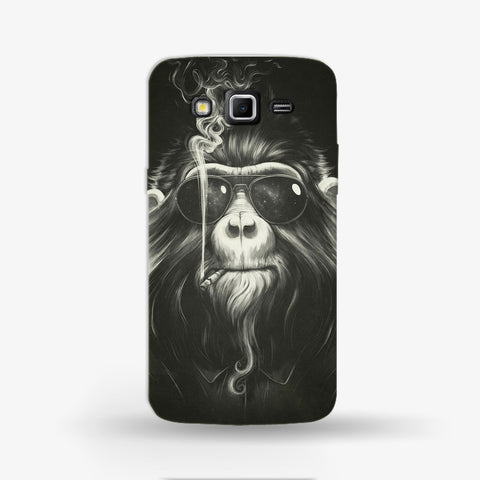 Smokin Monkey Samsung Galaxy Grand 2 CASE - Edmotic