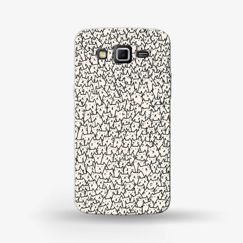 So Many Cats Samsung Galaxy Grand 2 CASE - Edmotic