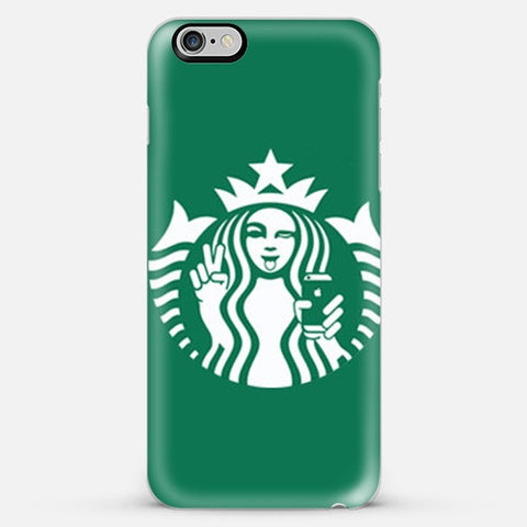 Starbucks Selfie Iphone 6 Plus Case - Edmotic