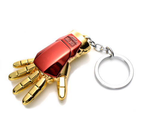 Iron Man Energy Hand Keychain - Edmotic - 1