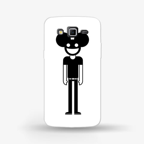 Tall Deadmau5  Samsung Galaxy Grand 2 CASE - Edmotic