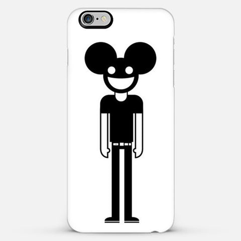 Tall Deadmau5  Iphone 6s Plus case - Edmotic