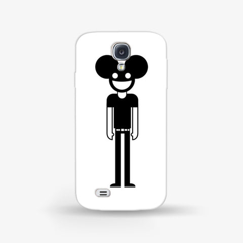 Tall Deadmau5  Samsung Galaxy S4 Mini  CASE - Edmotic