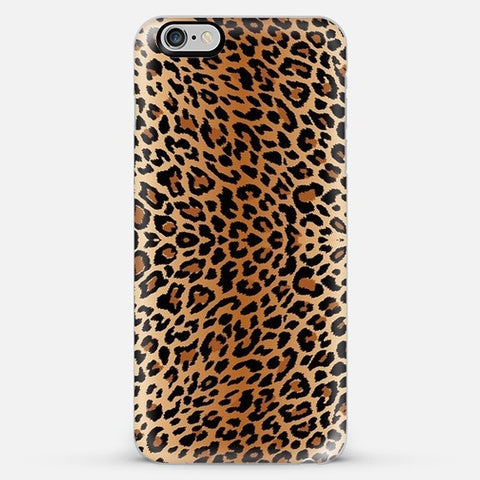 Tiger Print  Iphone 6 Plus Case - Edmotic