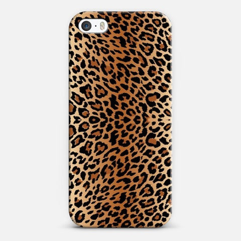 Tiger Print   Iphone 5/5s Case - Edmotic
