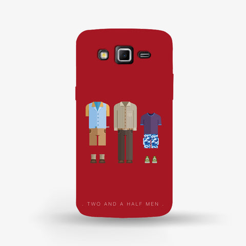Two And a Half Men Samsung Galaxy Grand 2 CASE - Edmotic