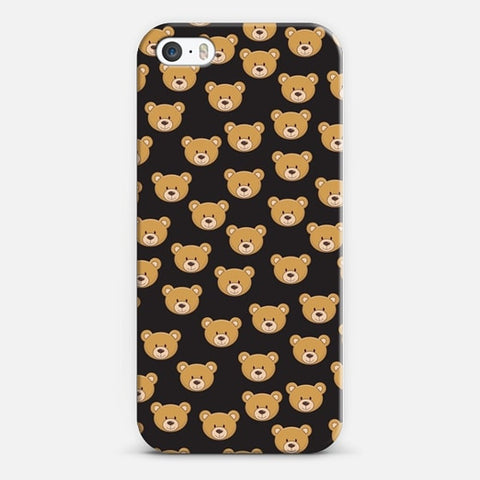Teddy iPhone 5/5s Case - Edmotic