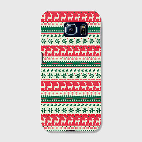 Christmas Aztec SAMSUNG GALAXY s7 CASE - Edmotic
