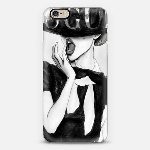 Vogue Iphone 6s case - Edmotic