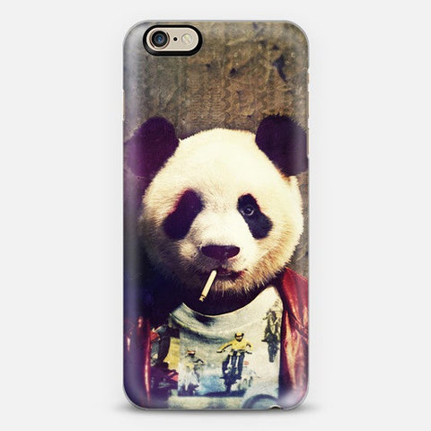 Wanted Panda Iphone 6s case - Edmotic