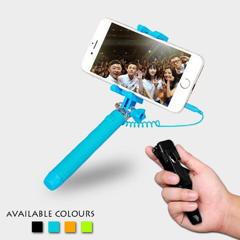 POCKET SELFIE STICK - Edmotic - 1