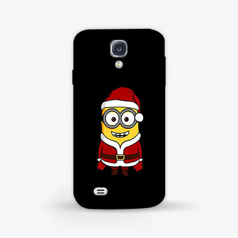 Santa Minion Samsung Galaxy S4 Mini CASE - Edmotic