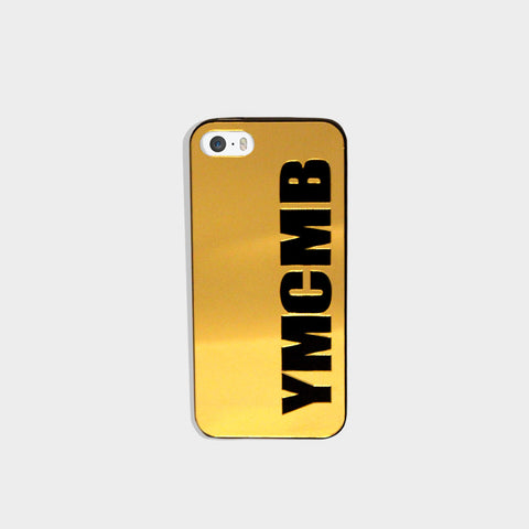 YMCMB Gold Phone Case (I Phone 5 ) - Edmotic - 1