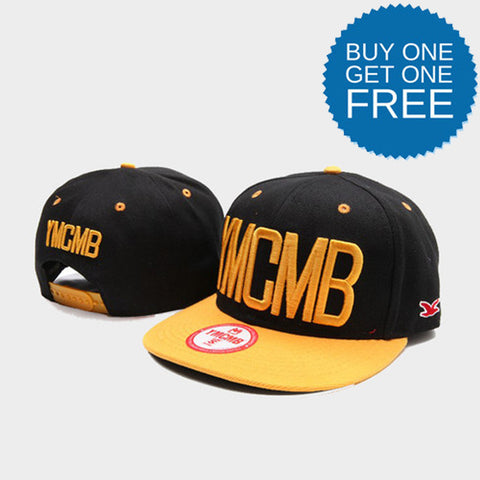 BUY ONE GET ONE YMCMB SNAPBACK - Edmotic - 1