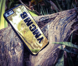 YMCMB Gold Phone Case (I Phone 6/6S)