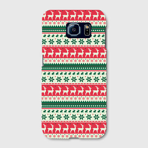 Christmas Aztec SAMSUNG GALAXY S6 EDGE CASE - Edmotic