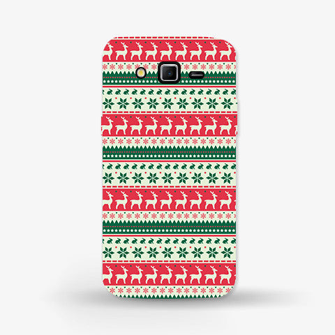 Christmas Aztec Samsung Galaxy Grand CASE - Edmotic