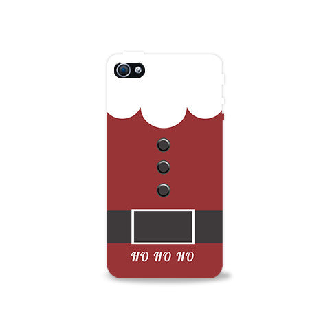 Ho Ho Santa Iphone 4/4s Case - Edmotic