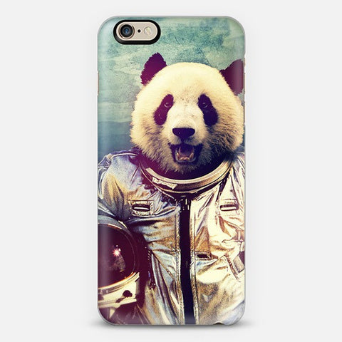 Astronaut Panda  Iphone 6s case - Edmotic