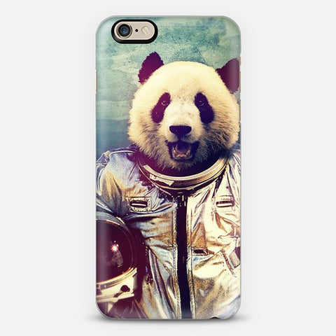 Astronaut Panda Iphone 6 Case - Edmotic