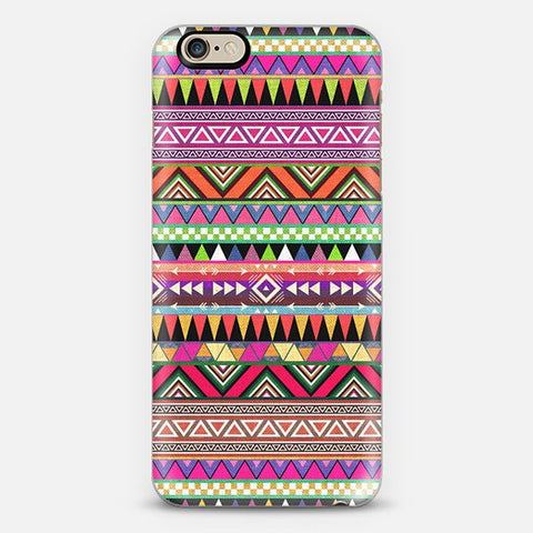 Aztec Overdose  Iphone 6 Case - Edmotic