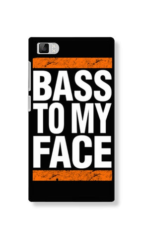 Bass To My Face (Xiaomi MI3) - Edmotic