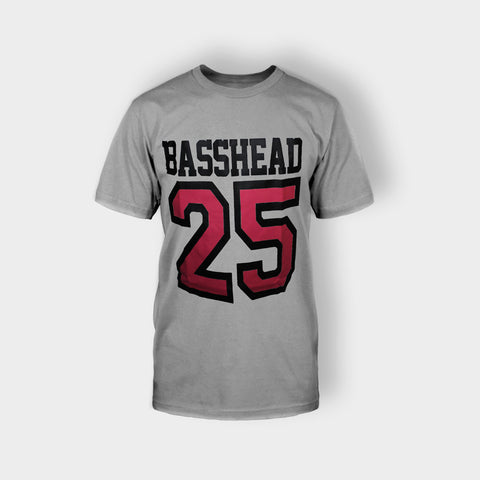 BASSHEAD 25 T-SHIRT - Edmotic
