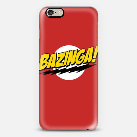 Bazinga Iphone 6 Case - Edmotic