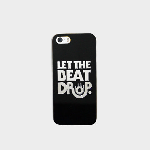 Let The Beat Drop Phone Case (I Phone 5 ) - Edmotic - 1