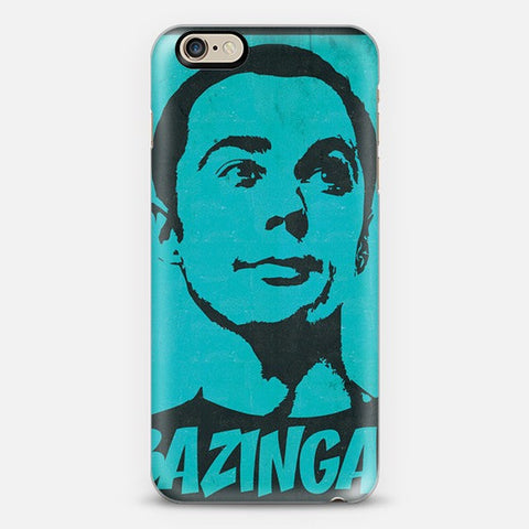 Big Bang Theory iPhone 7 Case - Edmotic