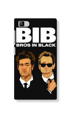 Bros in Black (Xiaomi MI3) - Edmotic