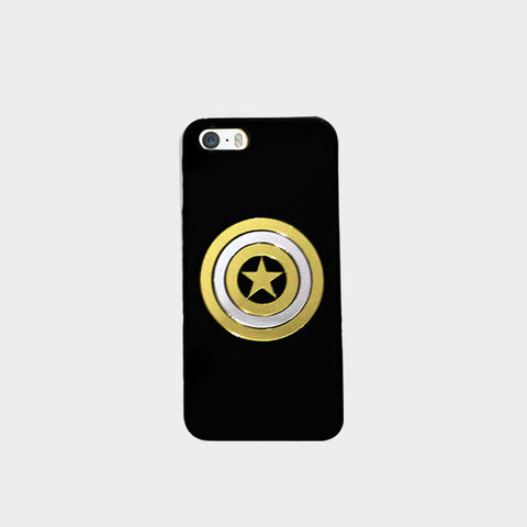 Captain America Phone Case (I Phone 5 ) - Edmotic