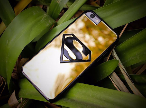 Superman Gold Phone Case (iPhone 6/6S)