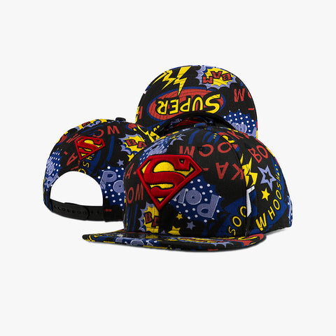 SUPERMAN SNAPBACK - Edmotic