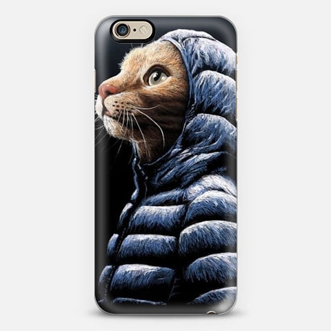 Cool Cat iPhone 6 Plus Case - Edmotic