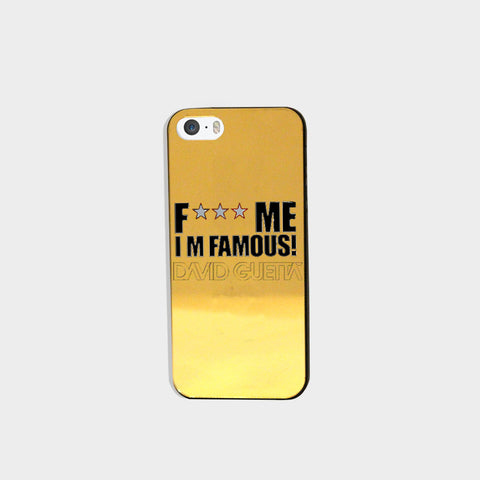 I Am Famous Phone Case (I Phone 5 ) - Edmotic - 1